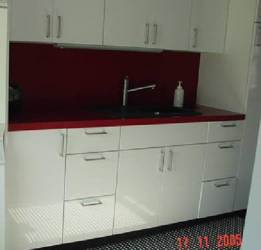 2 450 Custom Made Pantry Laundry High Gloss Cabinets
