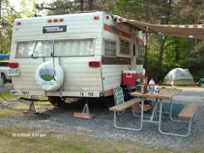 2 500 1976 Travelaire Trailer New Lower Price For Sale In