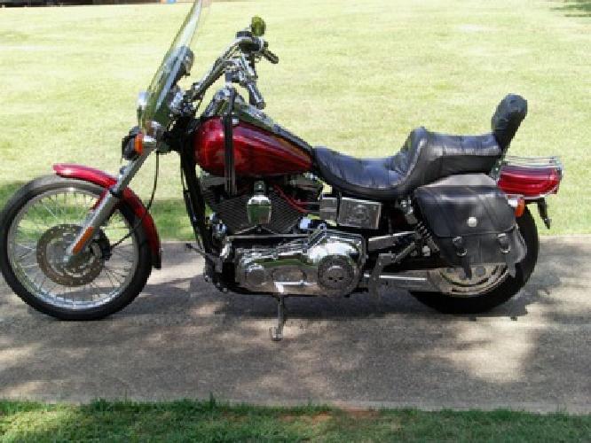 $2,500 2000 Harley-Davidson Dyna FXDWG