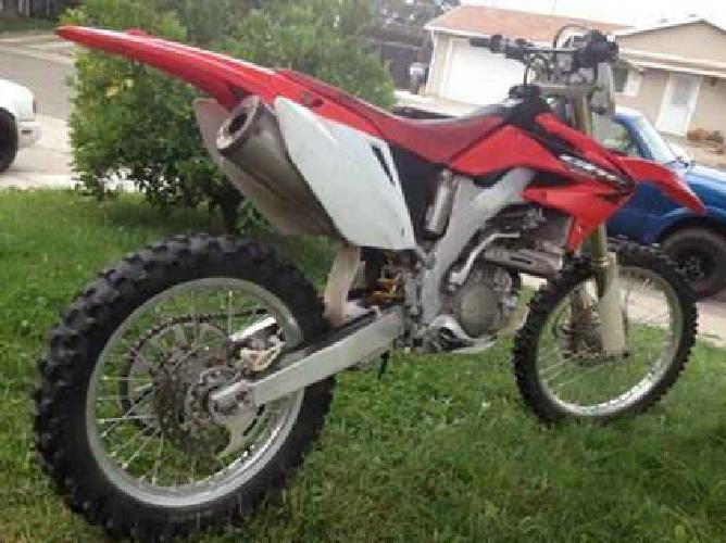 $2,500 2005 Honda crf250x (TRAIL BIKE)