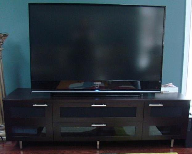 2 500 65 Quot Samsung Led Tv And Tv Stand For Sale In Havertown Pennsylvania Classified