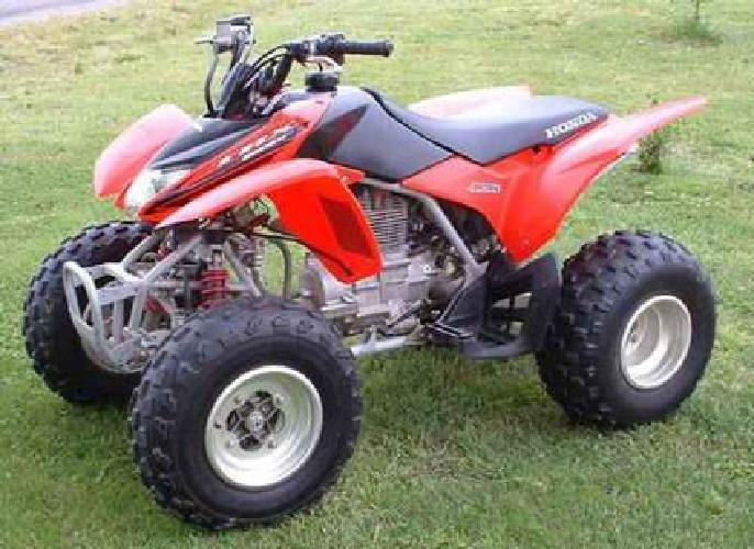 $2,500 Honda Trx 250 Quad / 4wheeler (Like New Condition)