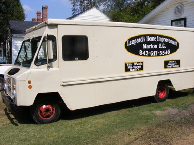 Used Food Truck South Carolina