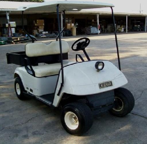 $2,500 OBO E Z GO Textron Electric Golf Cart