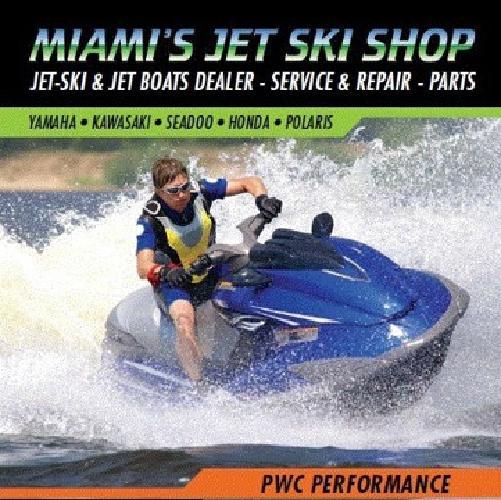 2 500 sea doo bombardier yamaha waverunner jet ski new for Yamaha dealer miami
