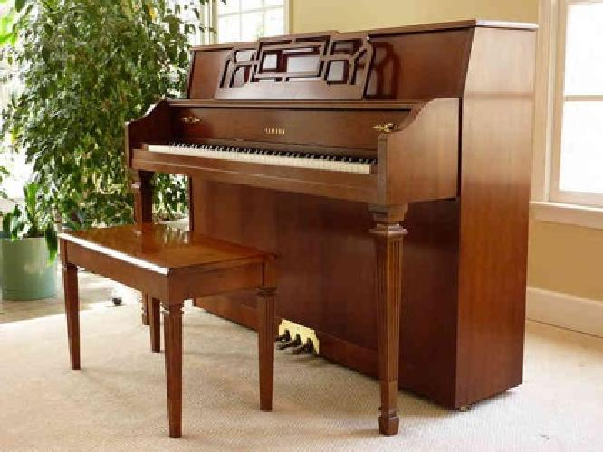 2 500 yamaha m500h console piano north raleigh for sale in raleigh north carolina classified - Yamaha console piano models ...