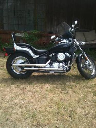 2 595 01 yamaha v star 650 for sale in oklahoma city for Yamaha motorcycles okc