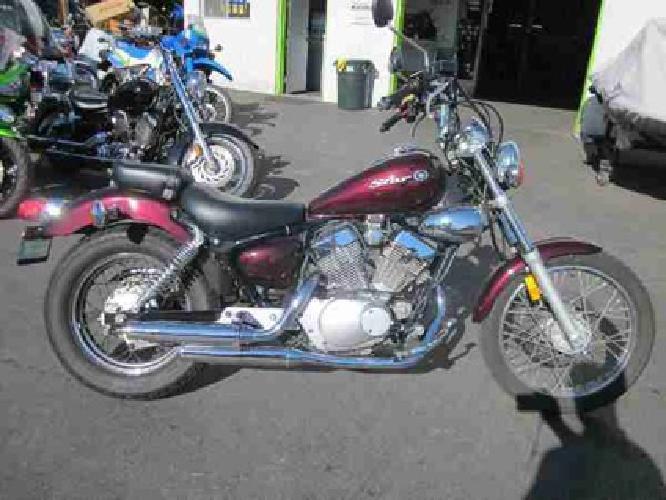 $2,599 2009 Yamaha V Star 250 -