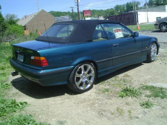 2 600 1997 bmw 318i convertible 5speed manual for sale in charleston west virginia classified. Black Bedroom Furniture Sets. Home Design Ideas