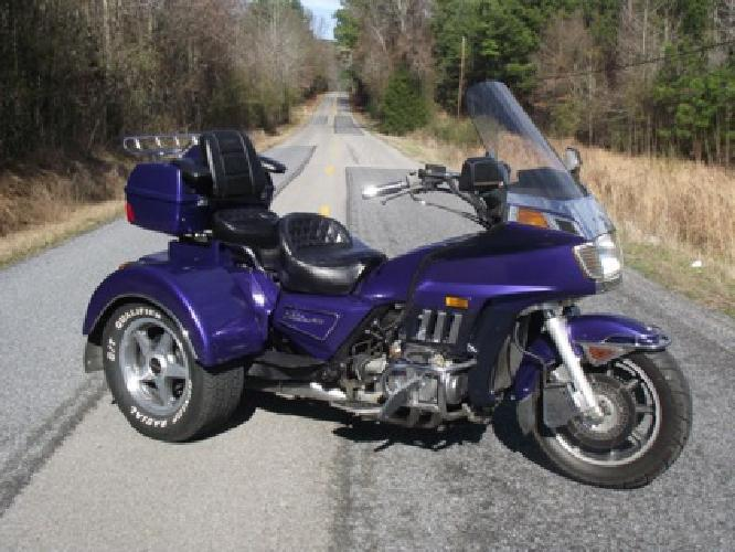 2 600 obo 1985 honda goldwing gl1200 aspencade trike for for Motor trike troup texas