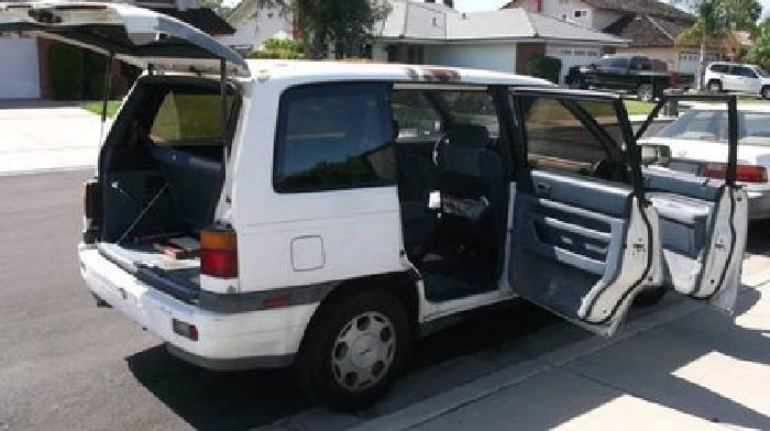 2 650 97 mazda mpv great mini family van for sale in oceanside california classified. Black Bedroom Furniture Sets. Home Design Ideas