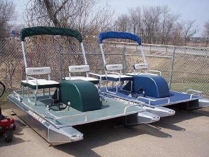 $2,695 2012 Kennedy Paddle Pontoon Boat for sale in Maple ...