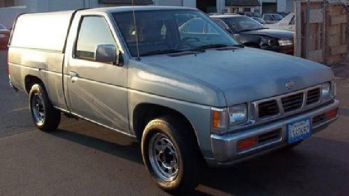 1993 toyota truck camper shell