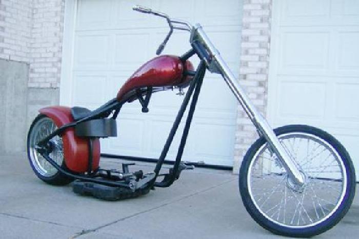 $2,700 2011 Demon Chopper Chassis