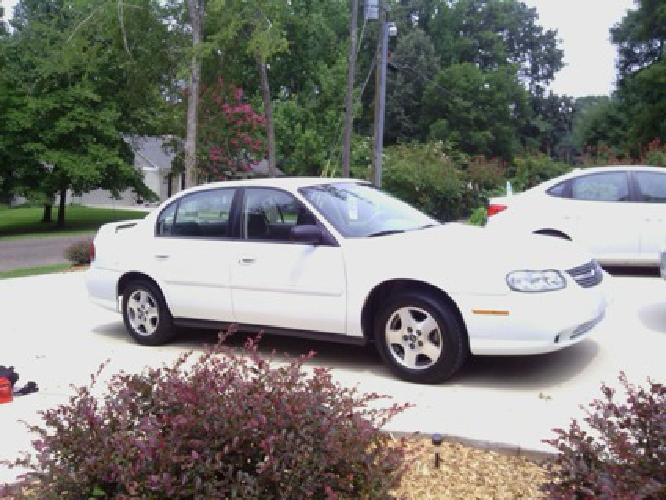 $2,700 Chevy Malibu Classic 2005