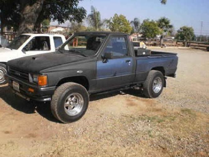 2 700 for sale 1988 toyota truck for sale in bloomington california classified. Black Bedroom Furniture Sets. Home Design Ideas