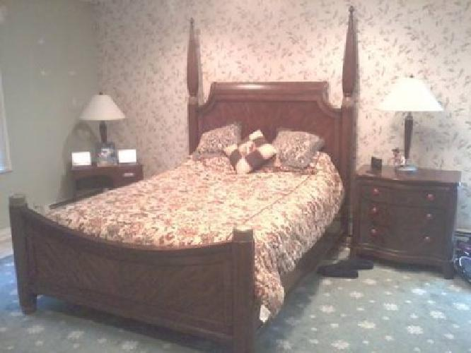 2 795 bedroom set queen 7 piece collezione europa 2995 commack for sale in east. Black Bedroom Furniture Sets. Home Design Ideas