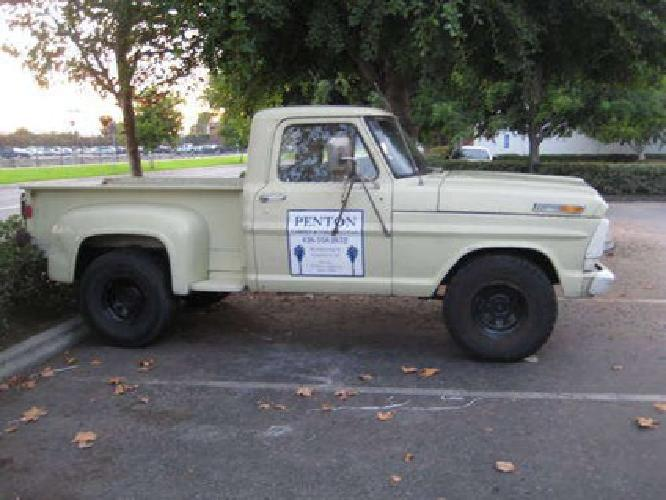 1956 ford f100 4x4 for sale