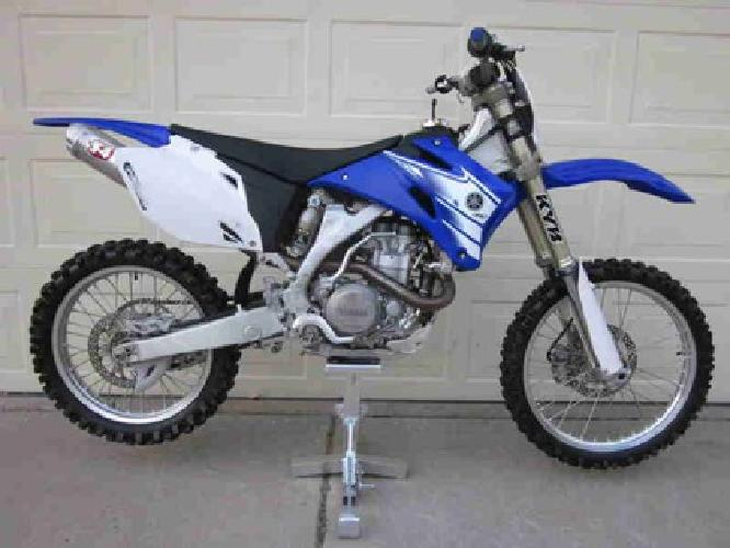 2 800 2006 yamaha yz450f tulsa for sale in oklahoma for Yamaha motorcycles okc
