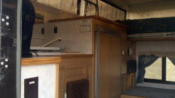 $2,800 Apache truck pop-up camper (lansing mi) for sale in
