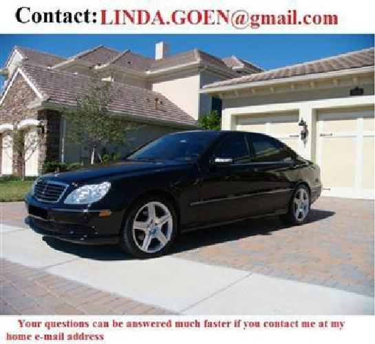 2 811 2004 mercedes benz s class s430 for sale in atlanta for Mercedes benz south atlanta service