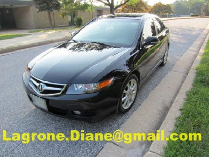 Acura  2006 on 2 861 Obo 2006 Acura Tsx For Sale In Birmingham  Alabama Classified