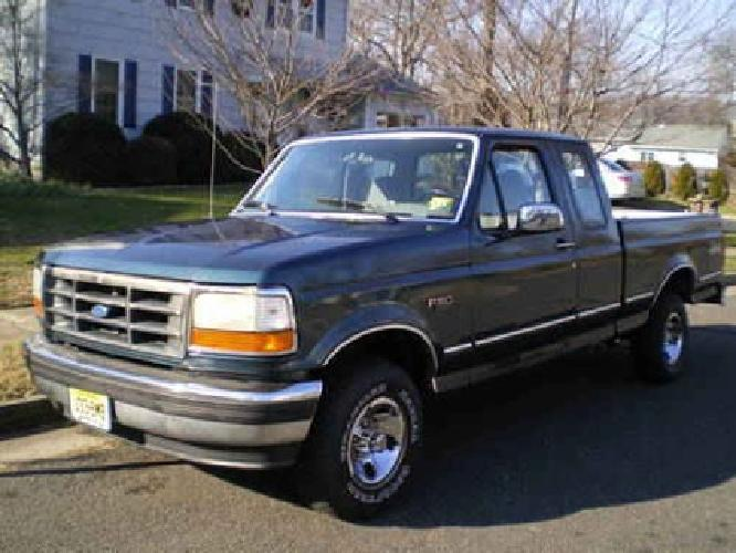 2 900 1995 ford f 150 xlt 4wd supercab for sale in middlesex new jersey classified. Black Bedroom Furniture Sets. Home Design Ideas