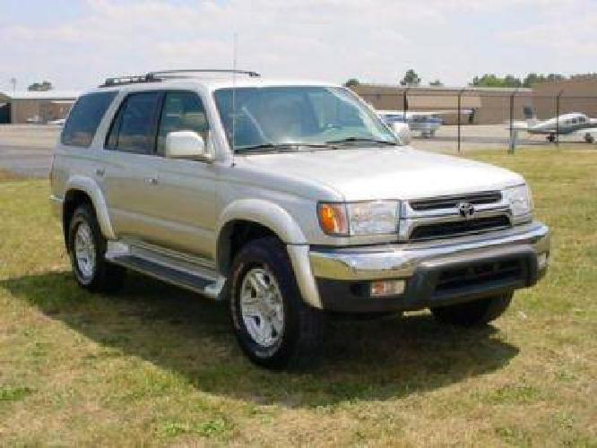 2 927 2002 toyota 4runner silver for sale in tempe arizona classified. Black Bedroom Furniture Sets. Home Design Ideas