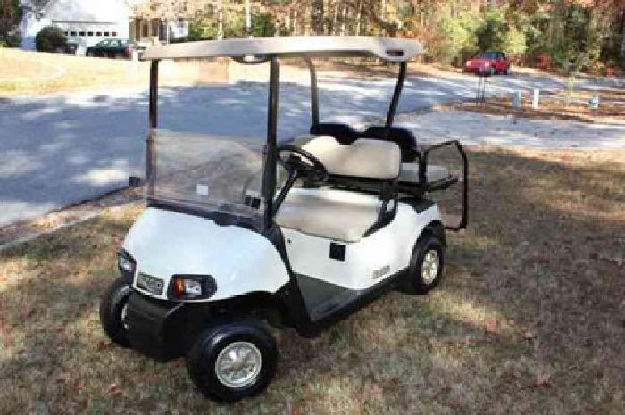Yamaha Golf Cart Peachtree City