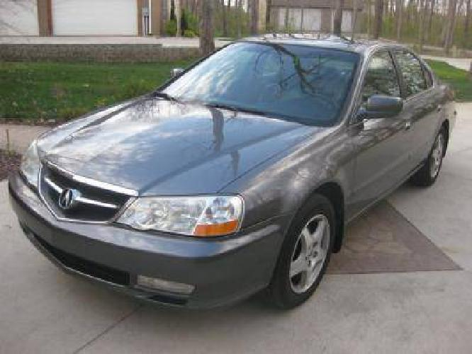 Acura on 2 977 2003 Acura Tl Full Options For Sale In Dubuque  Iowa Classified