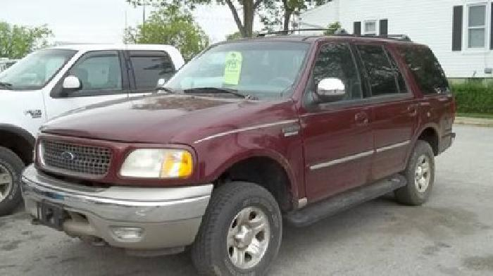 $2,995 1998 Ford Expedition 4x4