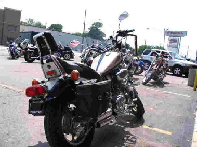 2 999 1997 yamaha virago xv1100 indianapolis in for for Yamaha motorcycle dealers indiana
