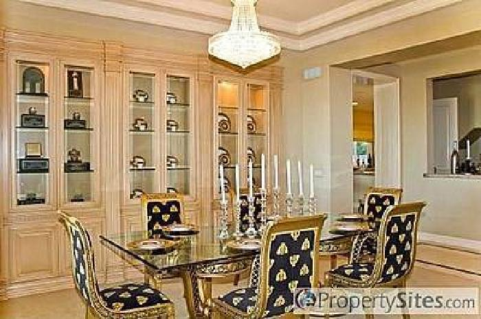 2 999 Authentic Versace Dining Table And Chairs Estate
