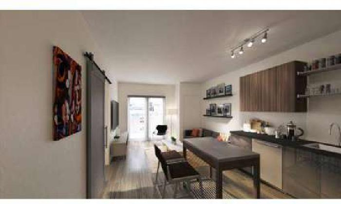 2 Beds - The Scott at Brush Park
