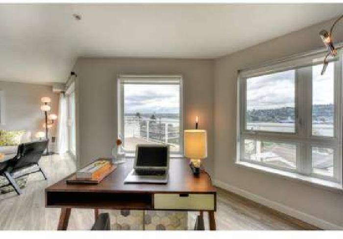 2 Beds - The Summit at Lake Union