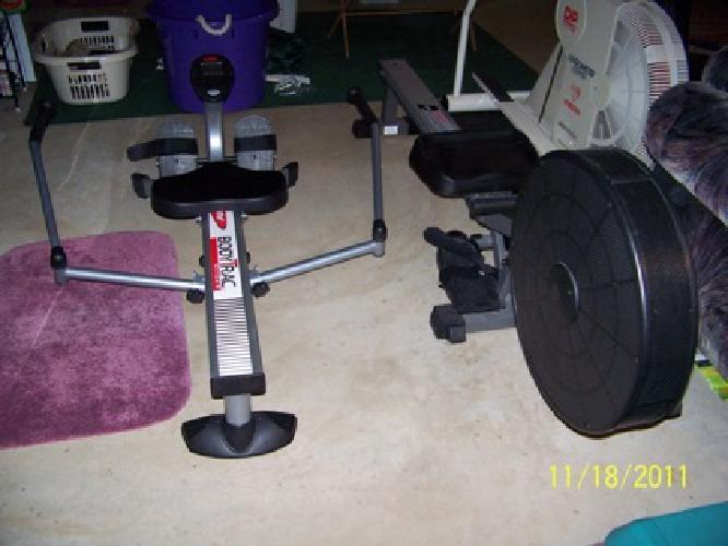 boat rowing exercise machine