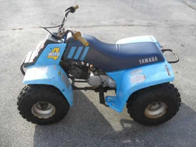 300 1986 yamaha moto 4 80 webster for sale in