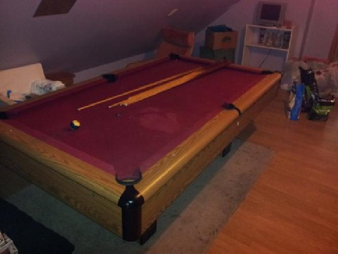 300 7 Slate Pool Table For Sale In Allston
