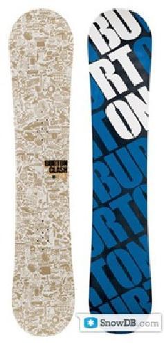 $300 Burton Clash 145 with Burton FS bindings