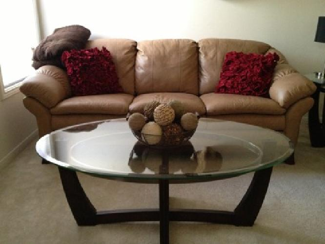 300 Coffee Table And Two Matching End Tables From Rooms To Go For