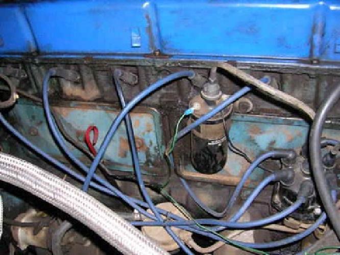 $300 complete 1963 chevy 292 inline 6 cylinder engine hear