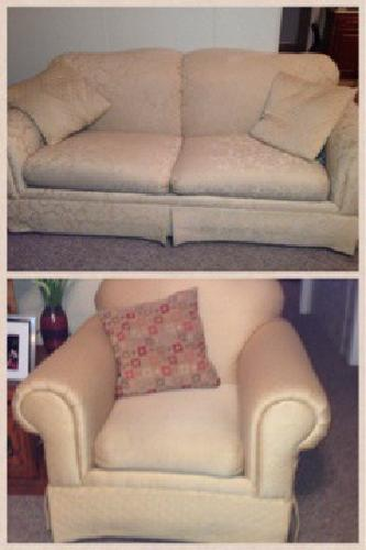 $300 Couch and Chair Set