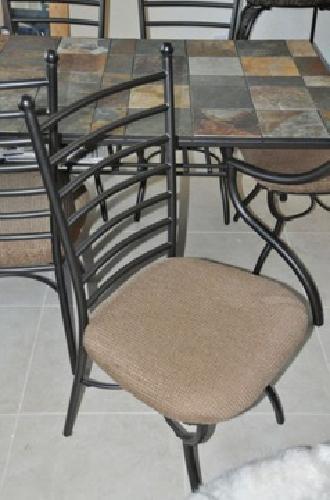 Ashley Furniture Slate Dining Table - Dining room ideas