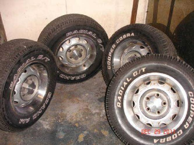 $300 Dodge Chrysler Plymouth Rally Rims for sale in Tampa ...