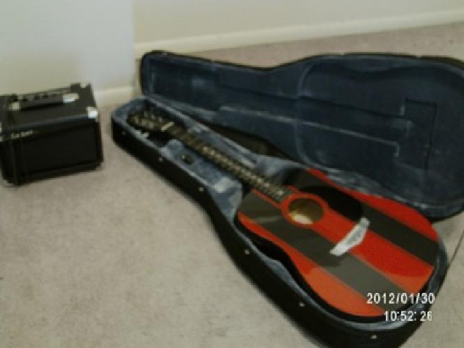 300 esteban limited edition camaro acoustic electric guitar 01601 25000 for sale in slidell. Black Bedroom Furniture Sets. Home Design Ideas