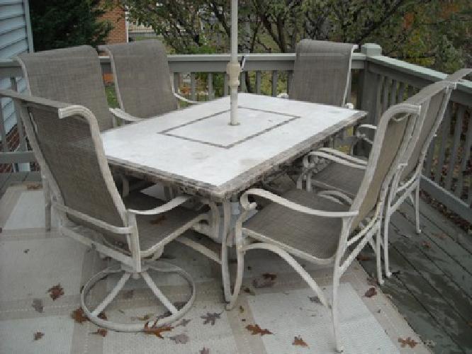 300 Hampton Bay 8 Piece Patio Set For Sale In Lynchburg