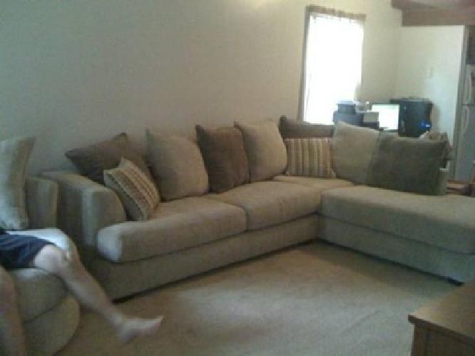 $300 LARGE sectional sofa