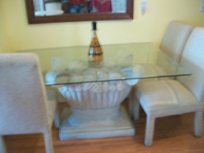 Dining Room Chairs Sale On 300 Obo Glass Dining Room Table 4 Chairs