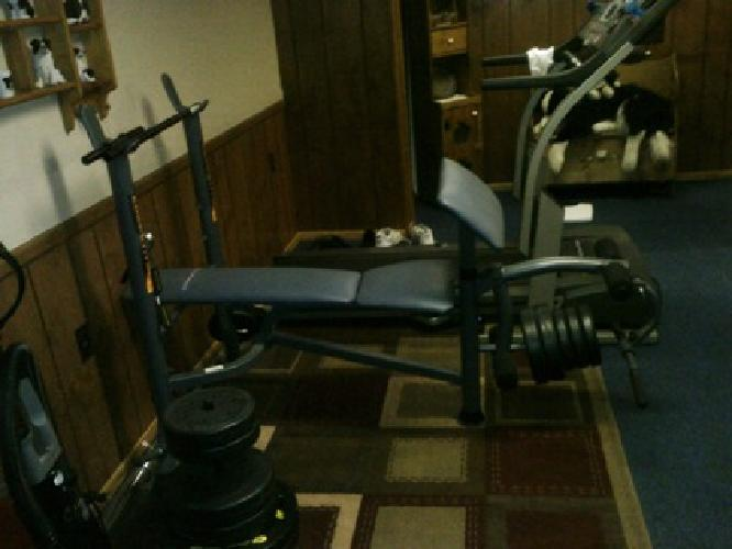 Weight Benches Gold Coast 600 Proform Stride Select 830