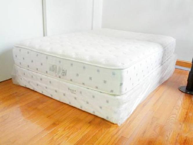 300 obo serta perfect sleeper full size mattress w box spring for sale in philadelphia. Black Bedroom Furniture Sets. Home Design Ideas